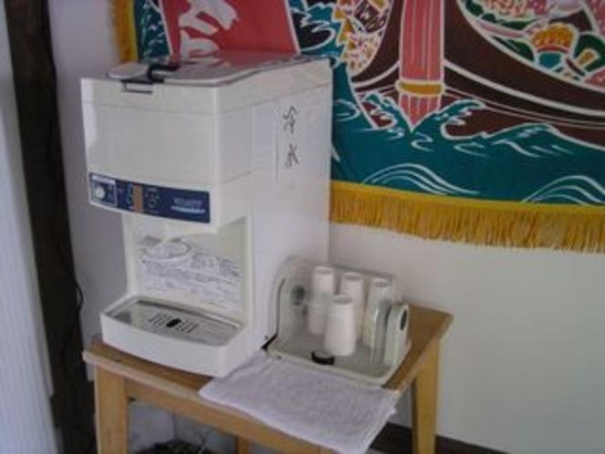 冷水器設置