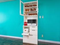 MOON LIGHT(301号室)コンドミニアムタイプ 食器棚