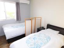 SUNSET CABIN(203号室)2ベッドルーム(Dルーム)