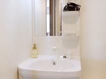 ■洗面所■ 全室完備しております。