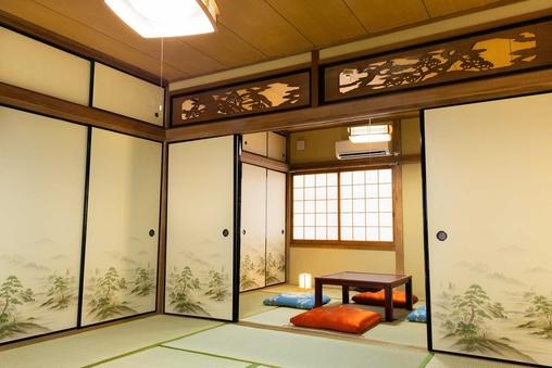 【鍵付き個室】和室・大広間