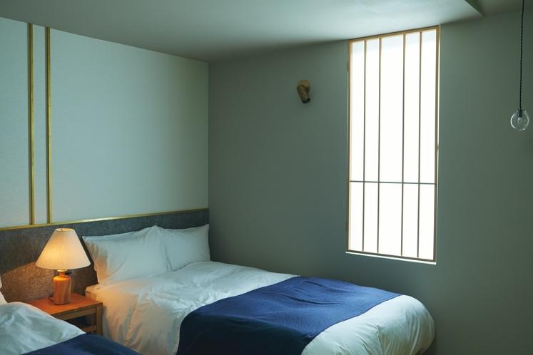 「藍」のお部屋