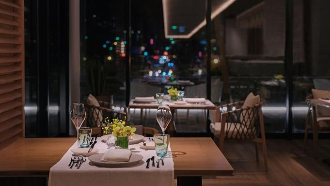 【クラブ&スイート】Stay & Dine レストランで優雅なフルコースディナー (夕朝食付)