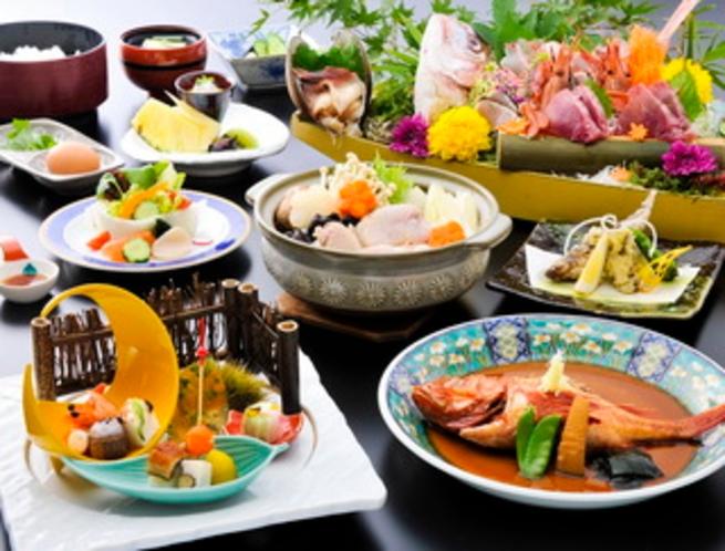 月浜海食膳(冬)