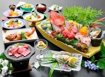 夏料理の一例