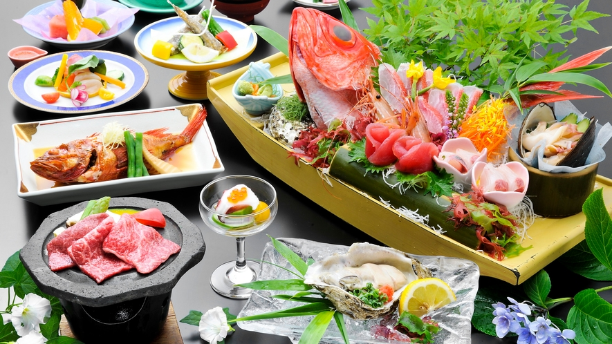 月浜海食膳(夏)