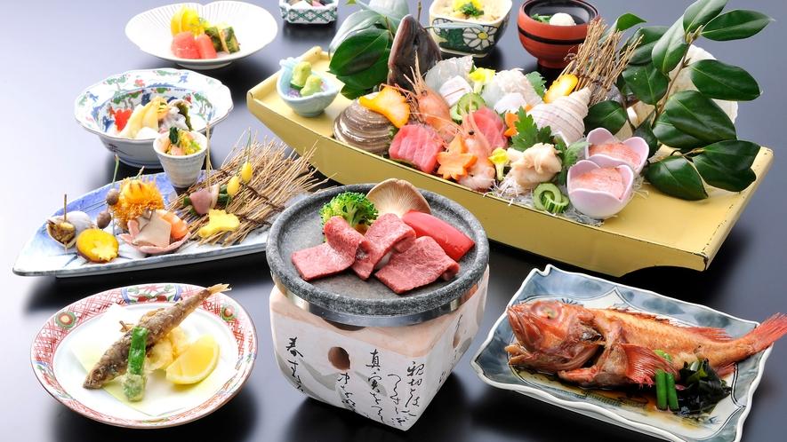 月浜海食膳(秋)