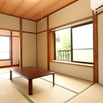 コテージ和室◆1棟貸しなのでグループで気兼ねなくお過ごしいただけます