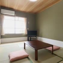 2階和室◆どこか懐かしい和室のお部屋です
