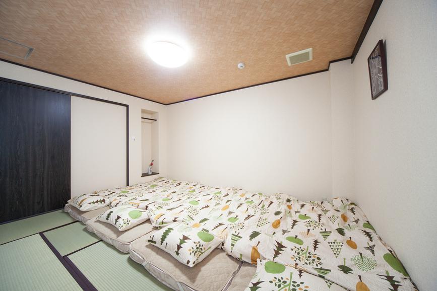ファミリールーム1(寝室)