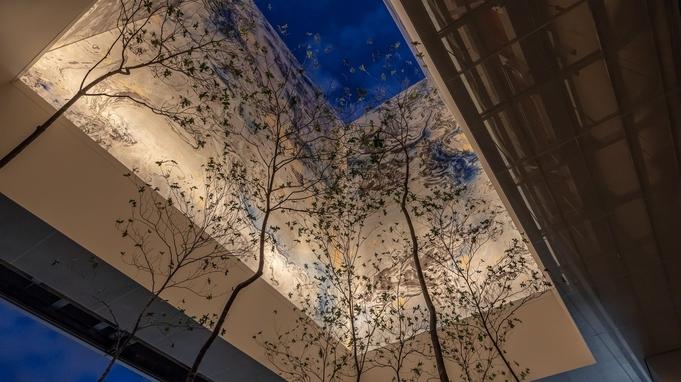 【最上階で六本木の景色と食事を堪能】1名さま1,000円分のレストランチケット付きプラン<朝食付き>
