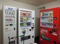 ジュース・アルコール自販機