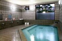 男性大浴場 15:00〜2:00・5:00〜10:00までご利用いただけます