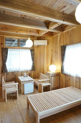 客室(大平山棟)