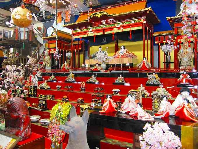 人吉神城文化の森 ひな祭り (2月~3月末)