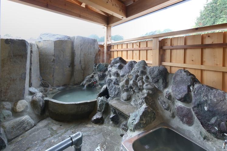 大平山露天風呂①