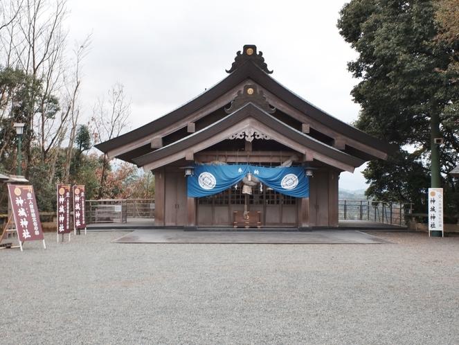 神城神社(しんじょうじんじゃ