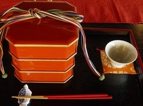 玉手箱(動く名画お茶セット)