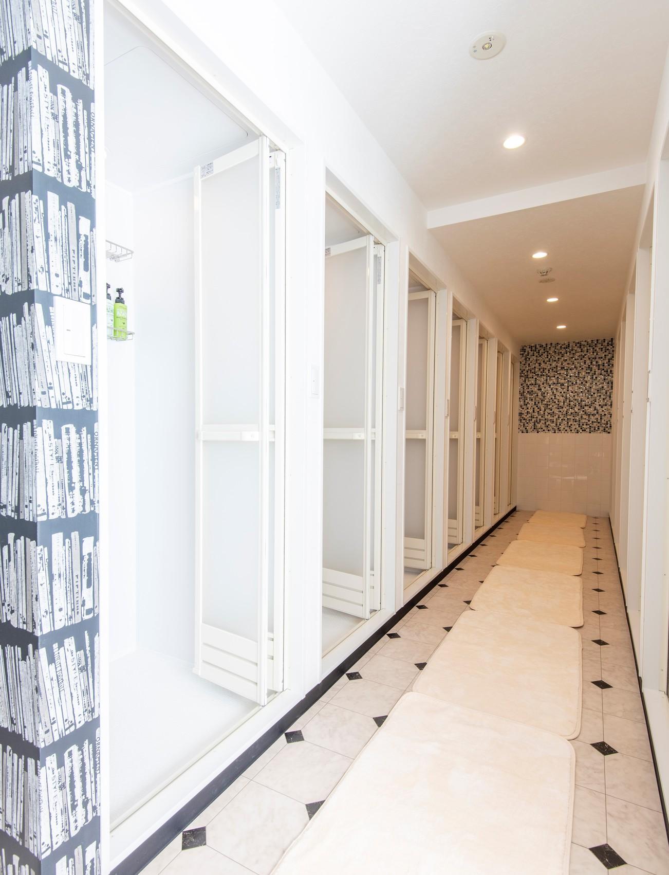 5階男性専用シャワー室