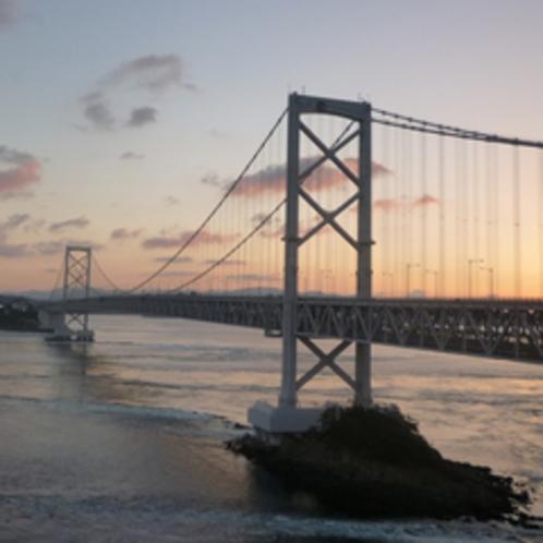 大鳴門橋の表情