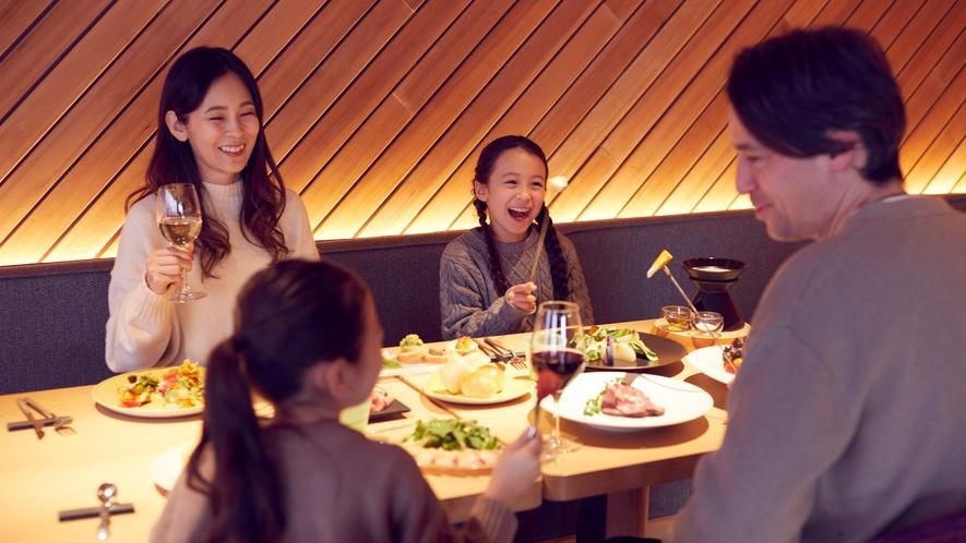 ビュッフェレストラン「SHAKISHAKI」