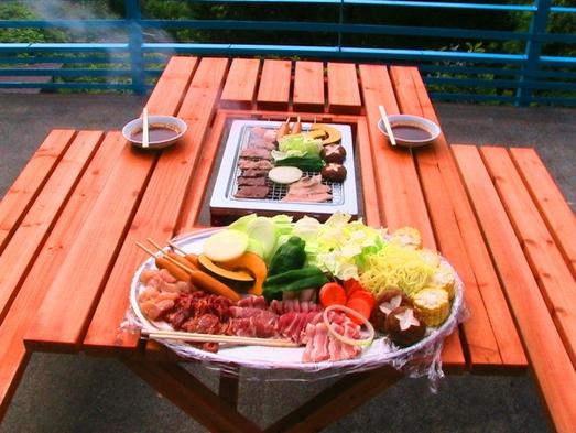 【夏旅セール】期間限定の朝夕食(BBQ)付プランを6/18〜8/31の期間 お得な料金でご利用可能!