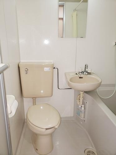 和洋室TYPE B バス/トイレ