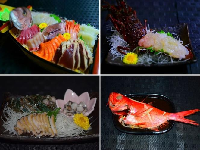 魚介類アラカルト