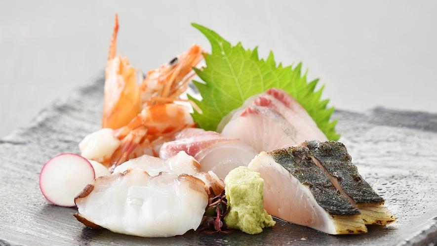 【2021秋の特別会席】鮮魚盛り※イメージ