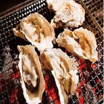 焼き牡蠣☆