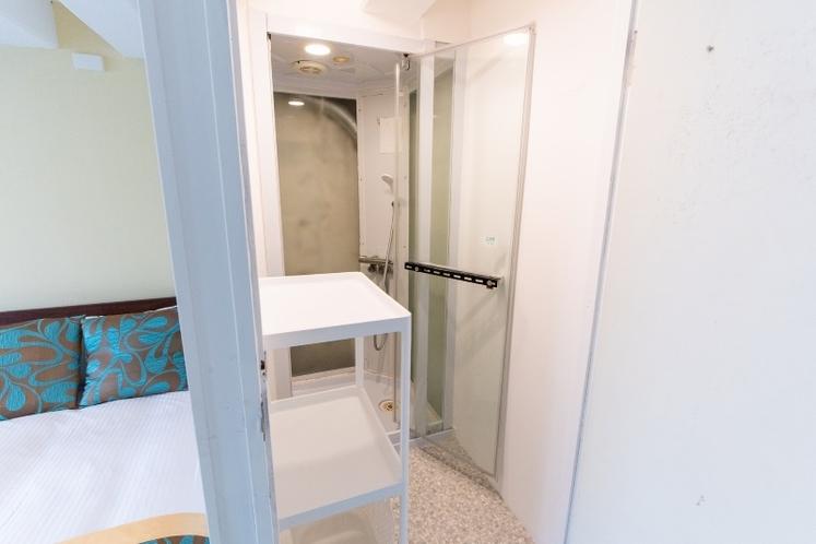 シャワールーム/3F