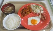 Mr.Ishiiの季節朝食