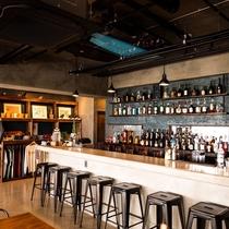 併設されたCafe&Bar