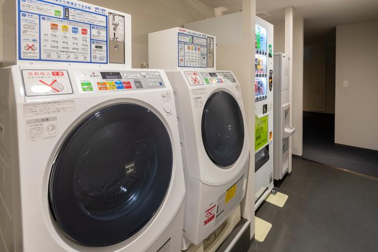 共用部洗濯乾燥機