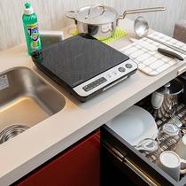 簡単な調理器具や食器をご用意しております