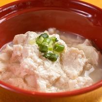 沖縄の味 ゆし豆腐
