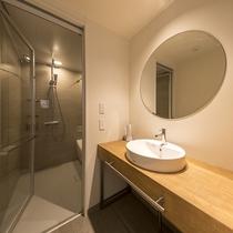 広々快適バスルーム