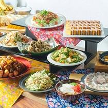 種類豊富な沖縄料理