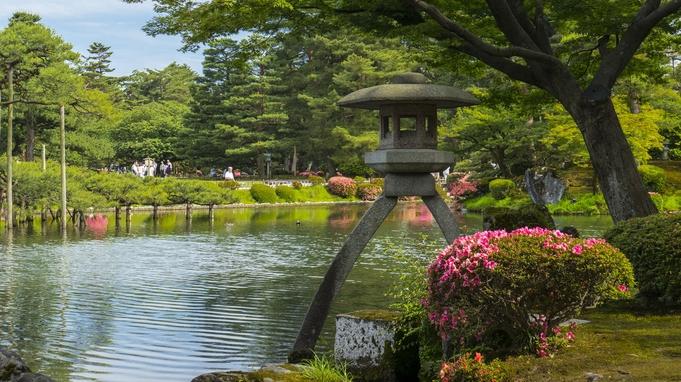 【サムライパスポート付】金沢の文化施設が2日間何度でも入場できるお得なチケット<2名利用>(朝食
