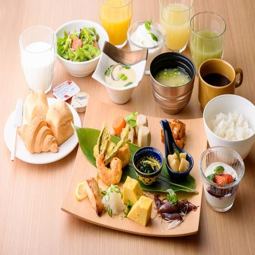 朝食プレート形式⑥
