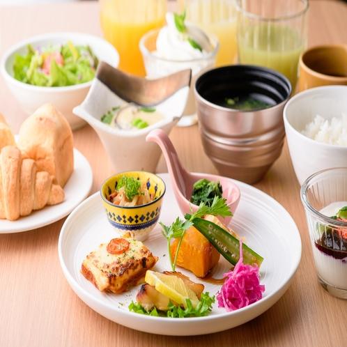 朝食プレート形式⑤