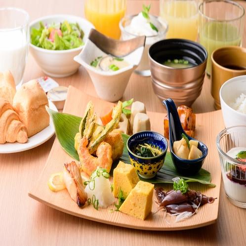 朝食プレート形式⑦