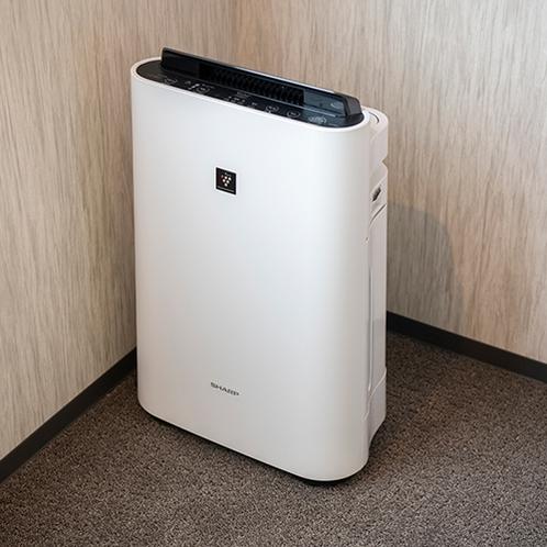 客室備品(加湿空気清浄機)