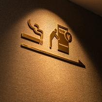 喫煙所ロゴ