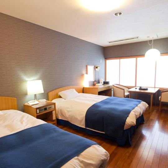 高知城下的天然溫泉旅館 三翠園