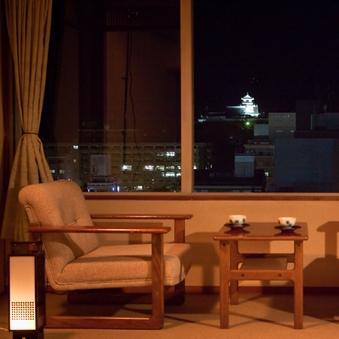 和室【夕食:部屋食:喫煙】