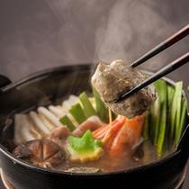 土佐山海個人鍋例