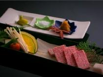 【1日10食限定】〜土佐和牛鉄板焼きプラン〜