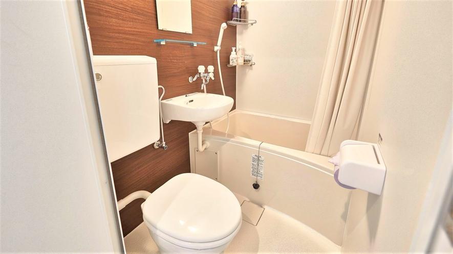 バスルーム(浴槽あり)