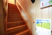 階段(手すりあり)
